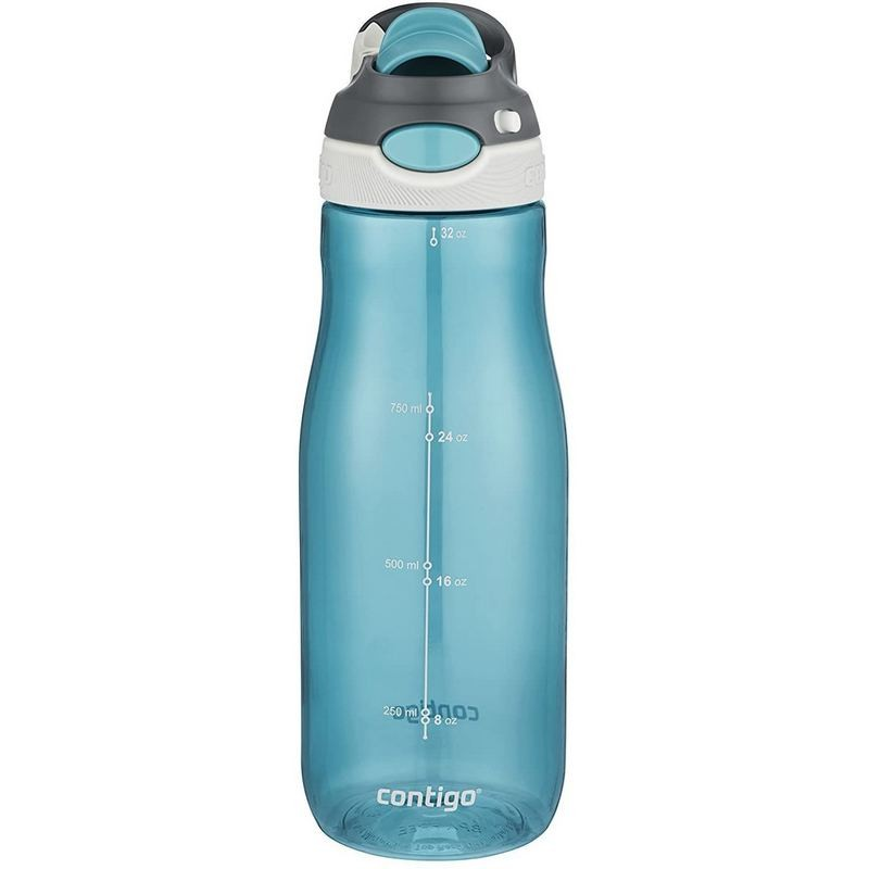 BOTELLA AUTOSPOUT CHUG  32 OZ. STORMY WEATHER CONTIGO